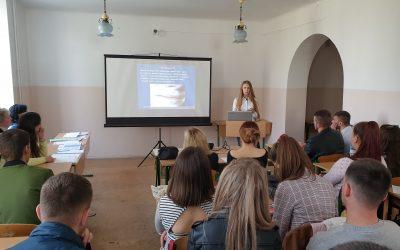 15-та  загальноінститутська студентська науково – практична конференція